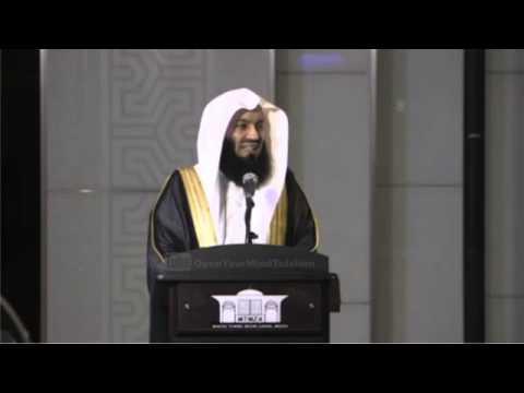 Khadija bint Khuwaylid and Safiyyah bint 'Abd al-Muttalib (ra) - Mufti Menk Malaysia Ramadan 2014