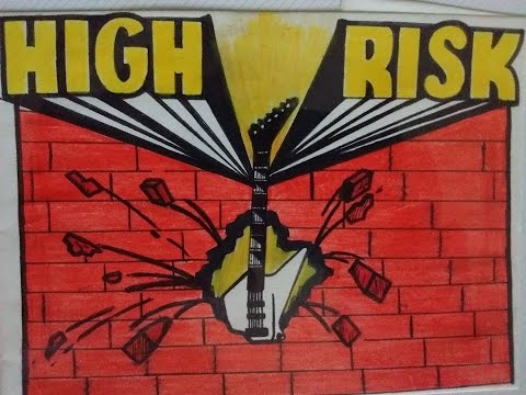 Rock and Roll All Nite cover by High Risk