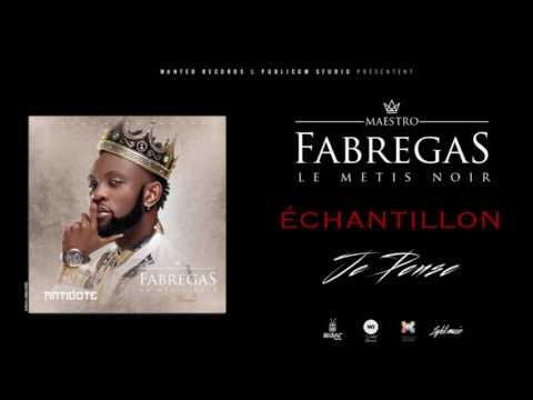 Fabregas Le Métis Noir - Echantillon ( Audio )