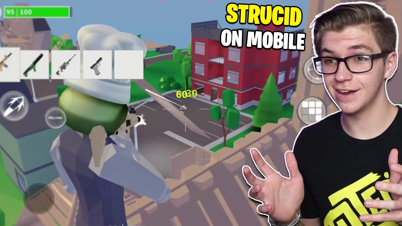 Strucid Live Twitch | StrucidPromoCodes.com