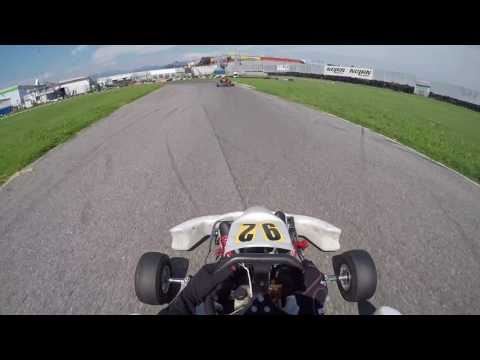 Curno kart 125 2t (special) - best lap 40.40