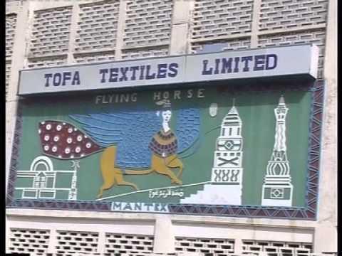 TOFA TEXTILE NIGERIA LTD