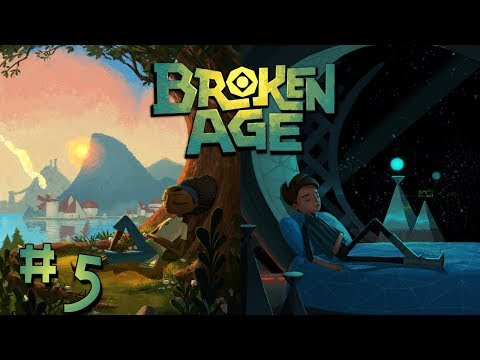 Broken Age: Chapter 1 Part 5 - MOG CHOTHRA (Story Adventure)