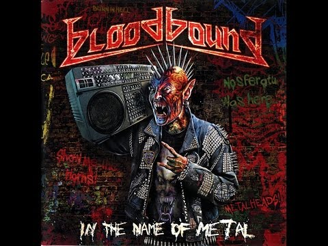 Bloodbound - Book Of The Dead (2012 Version)