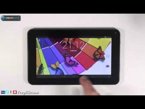 Syrox T700 Tabletlerde Ekran Görüntüsü Nasıl Alınır?