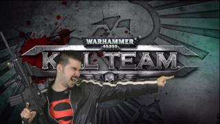 Angry Joe Warhammer 40K: Kill Team - Impressions