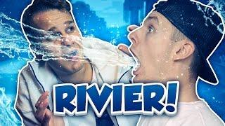 DE LANGE RIVIER! - Minecraft Survival #76