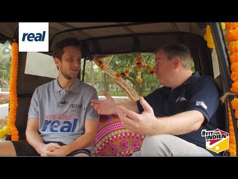 Marco Miltkau | Rikscha Talks