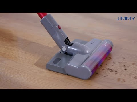 JIMMY JV65 Plus: It Vaccums and Mops!