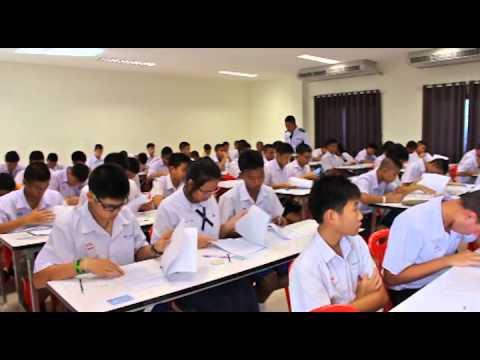 [บรรยากาศ] สอบแข่งขันคุณภาพความเป็นเลิศทางวิชาการ ครั้งที่1