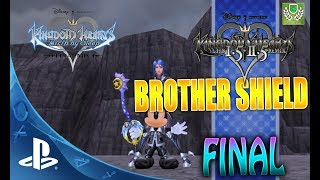 Square Enix: Kingdom Hearts Birth By Sleep Final Mix 1.5+2.5 AQUA STORY {CRITICAL MODE} VF (PS4)