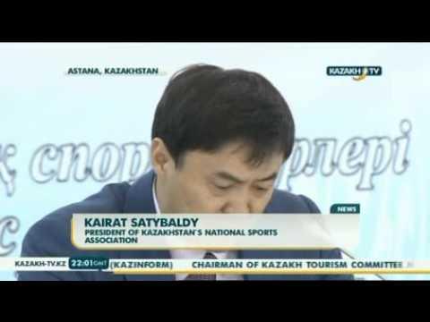 State sports programme developed in Kazakhstan