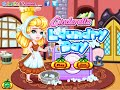 Cinderella Laundry Day- Fun Online Games for Girls Kids