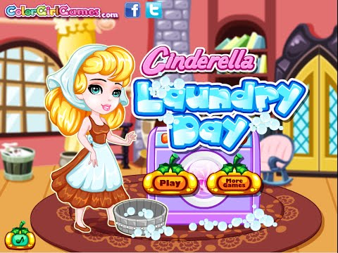 Laundry Day - A Free Girl Game on GirlsGoGames.com