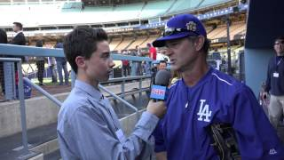 Dodgers Manager Don Mattingly On The Legacy Of Jackie Robinson