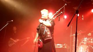Red Hot Chilli Pipers - Highland Cathedral @ Nürnberg, Hirsch 15.11.2016 (13)