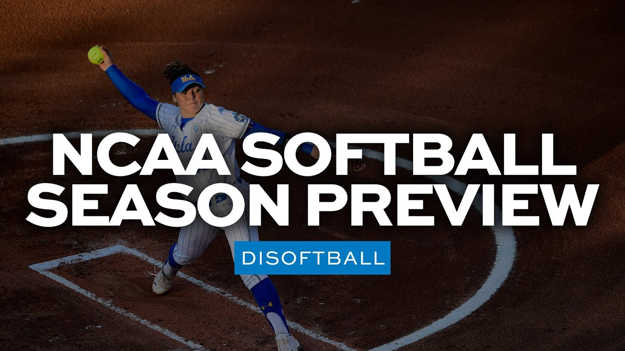 All you need to know about the 2021 NCAA softball season