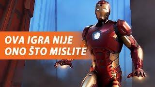 Probao sam novu Avengers igru i bilo je dobro