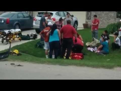 Major collision in nolanville