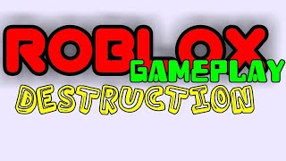 Let's play ROBLOX! Disaster Survival!