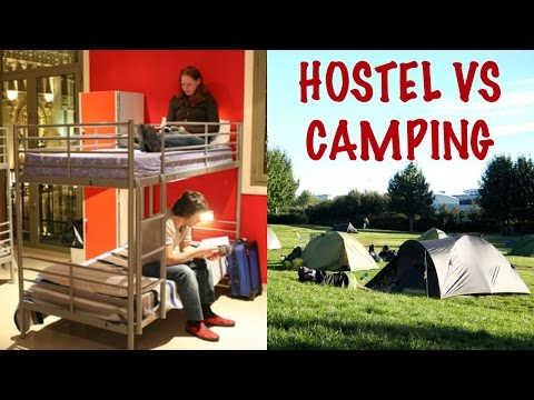 Backpack Chat: Hostels Vs. Camping