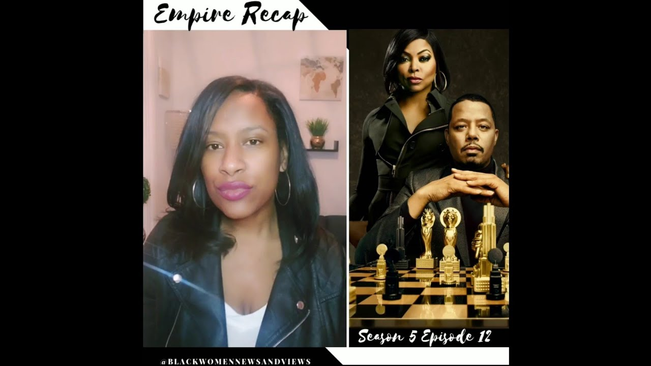 Let's Talk Empire! Season 5 Episode 12 Shift and Save Yourself