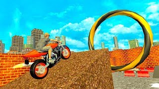 Bike Racing Games - Bike Stunts Racing Free: Crazy Driver 3D - Gameplay Android free games