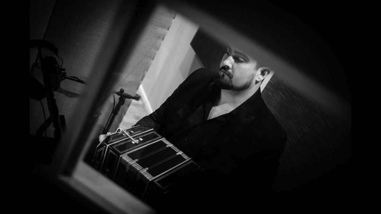 Bartosz Glowacki - bandoneon - Heliotropo by Pedro Maffia