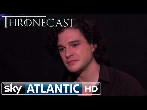 Game of Thrones Jon Snow: Kit Harington Thronecast Interview