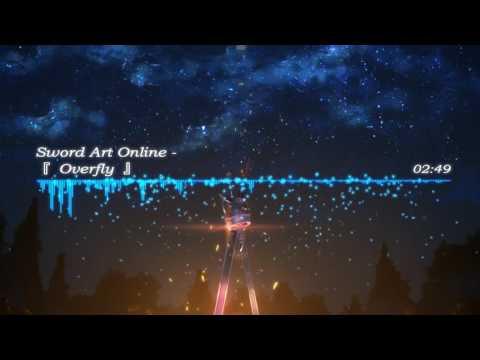 Sword Art Online - 『Overfly』/ ED2 Full with Audio Spectrum