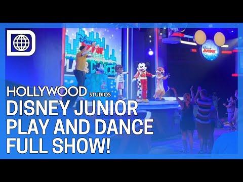 Disney Junior Play and Dance - Hollywood Studios
