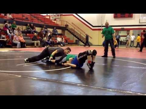 Dexter Elks' Wrestling Championship Match