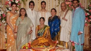 Miss world Aishwarya Rai Sister Wedding Photos