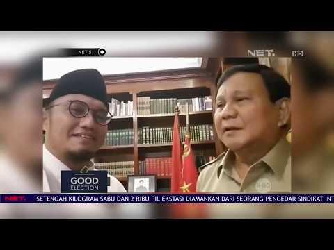 Capres Prabowo Minta Maaf Terkait Pidatonya   NET5 Mp3