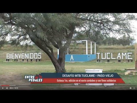 1° Desafío MTB Tuclame - Paso Viejo (I) + Hugo Osses, Presidente De La Comuna De Tuclame