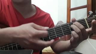 """Guitar hướng dẫn: Intro """"Về đâu mái tóc người thương"""" - Guitar Thanh Điền - ST: Hoài Linh"""