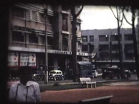 Saigon 1969 - Tom Staley Vintage Home Movies - Vietnam