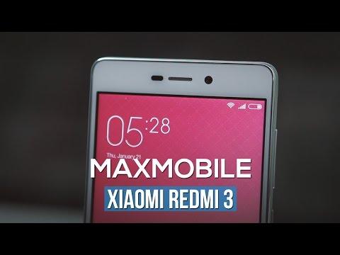 Đánh giá Xiaomi Redmi 3 Pro mới