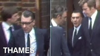 The Krays | East End Gangsters | Thames News |1982