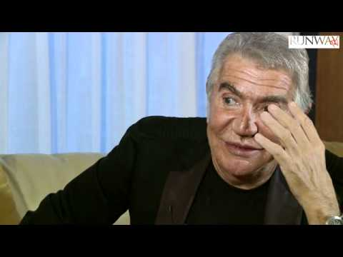 Runway TV - Roberto Cavalli interview 2011