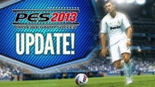 Pes 2013 - How to UPDATE Pes 2013 !!! LATEST PATCH !!!