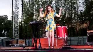 echosmith nothings wrong live at busch gardens 2015
