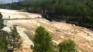 Hasdeo River Fluid Janjgir Champa Chhattisgarh