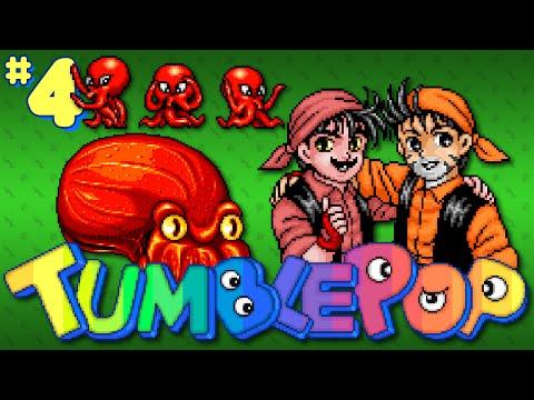 Tumblepop (Arcade) - Part 4: Jumblemop - Octotiggy