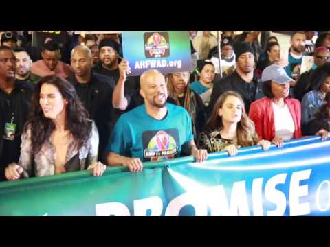 Keep the Promise March and Concert in Los Angeles Presented by AIDS Healthcare Foundation