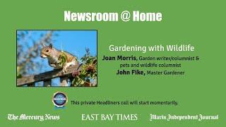 Newsroom @ Home Gardening with Wildlife