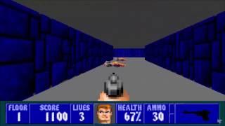 Unity Wolfenstein 3D level generator