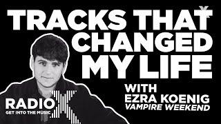 Vampire Weekend's Ezra Koenig chooses Meatloaf, Daft Punk, and more in Tracks That Changed My Life