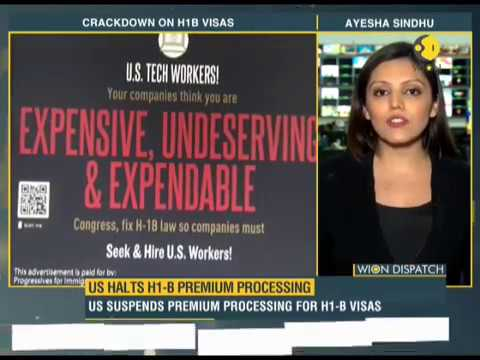 H1-B premium processing: Regular process can take 3 to 6 months with an additional fee of $1,225