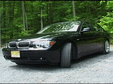 2002 2008 BMW 7 Series Pre Owned Vehicle Review